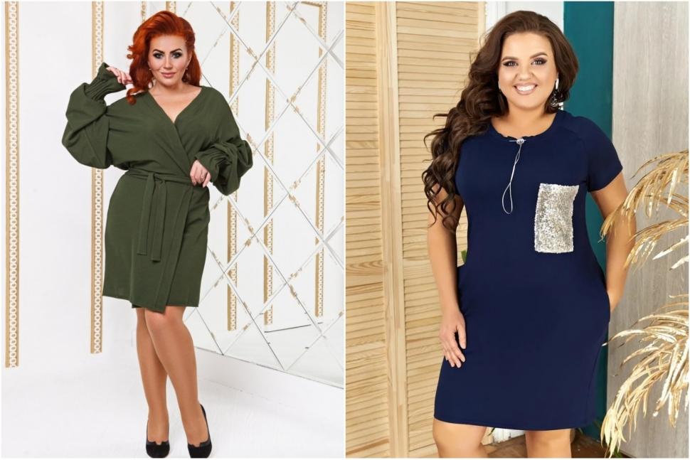 Женская одежда больших размеров - как правильно выбрать?