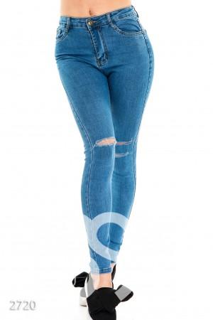 женские джинсы (Issaplus.com)