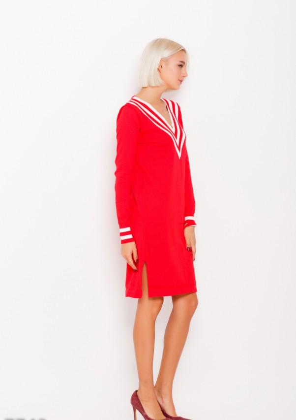 Платья ISSA PLUS 7743  L красный от Issaplus - 2