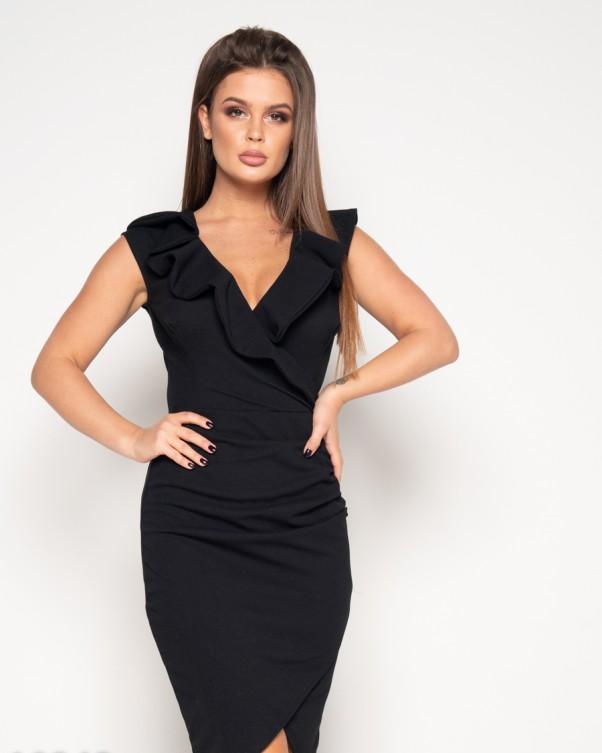 Платья ISSA PLUS 10348  XL черный