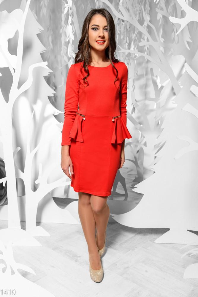 Платья футляр красное фото цена