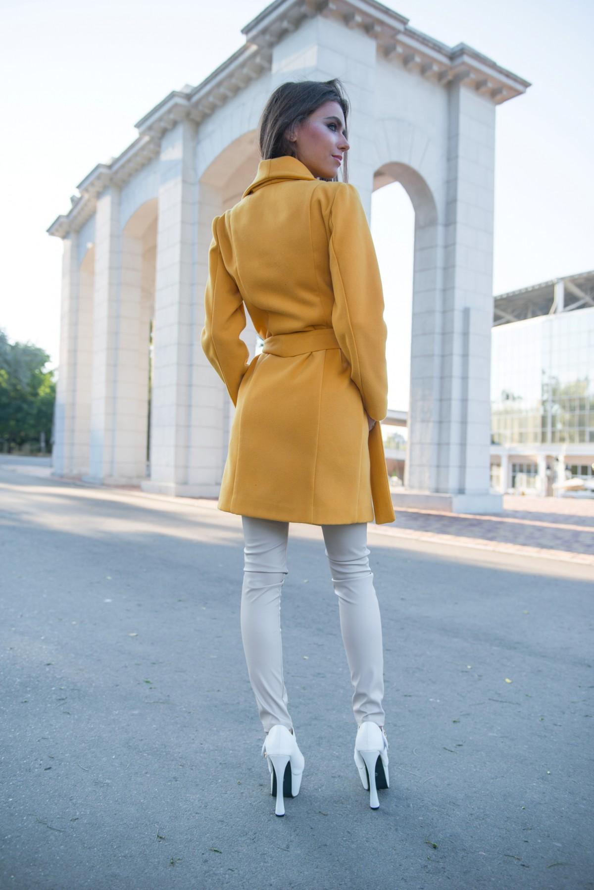 Элегантное пальто